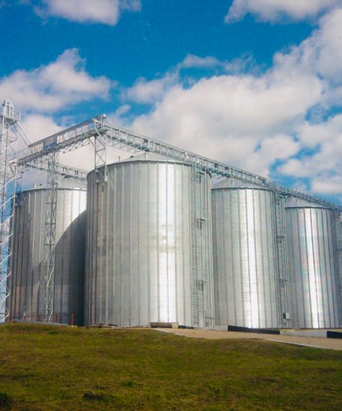 Зернохранилище-СПС